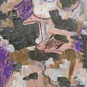 Abstrakcja  I oryginalny obraz akrylowy