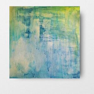 Abstrakcja-obraz akrylowy 40/40 cm