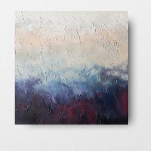 Abstrakcja-obraz akrylowy 60/60 cm