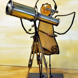 Aniołek astronom