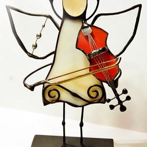 Aniołek skrzypek