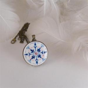 Azulejo  1 ręcznie malowana porcelana