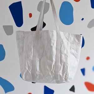 Biała torba  xl
