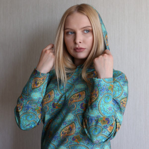 Bluza damska z kapturem PERS