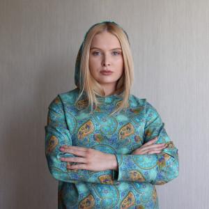 Bluza damska z kapturem PERS1