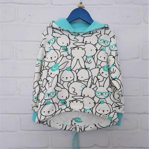 Bluza króliczki 86 - 116