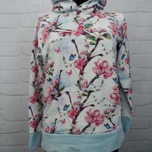 Bluza kwiaty czereśni dla mamy