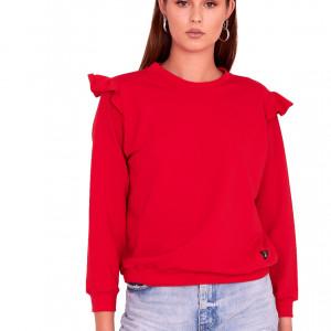 Bluzka Lara kolor czerwony