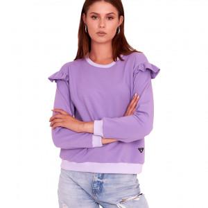 Bluzka Lara kolor lawendowy