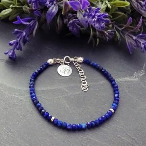 Bransoletka Lapis Lazuli