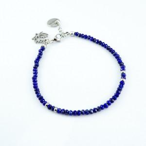 Bransoletka Lapis lazuli 3 mm