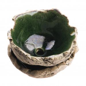 Ceramiczna doniczka xs do kaktusów i sukulentów
