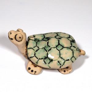 Ceramiczny mini żółw