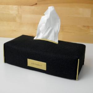 chustecznik z filcu /filcowe etui na chusteczki cz