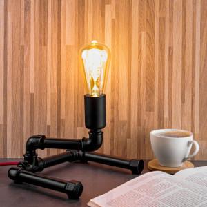Cobra - nowoczesna industrialna lampa nocna