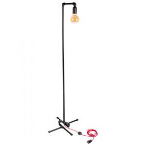 Crane - nowoczesna industrialna lampa podłogowa