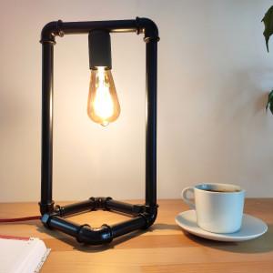 Diamond - nowoczesna industrialna lampa biurkowa