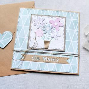 dla Mamy : kwiatki na Dzień Matki I