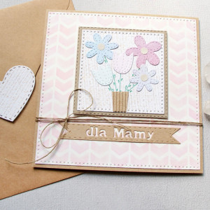 dla Mamy : kwiatki na Dzień Matki II