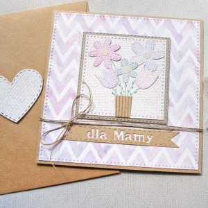 dla Mamy : kwiatki na Dzień Matki III