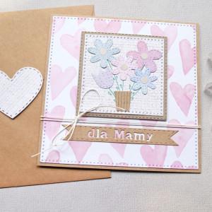 dla Mamy : kwiatki na Dzień Matki IV