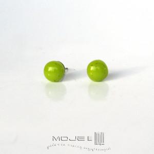 Drobinki soczysto-zielone