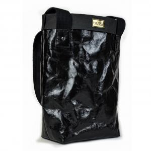 Duża torba z papieru-ecofriendly [czarna]