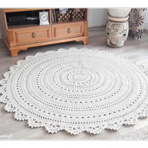 Dywan Mandala lace 90 cm