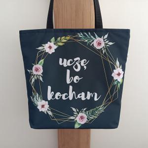 Eko torba zakupowa, shopperka E