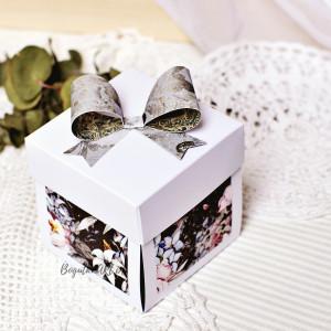 Exploding box pudełko na 18 urodziny