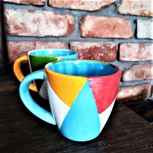 Filiżanki do espresso - kolorowy zawrót głowy