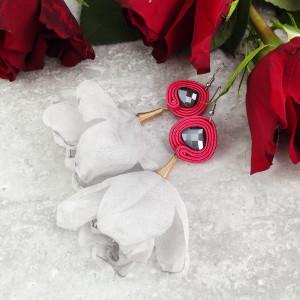 Fiona4 - kwiatowe kolczyki sutasz
