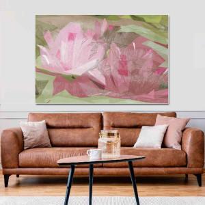 Grafika na ścianę  Tajemnica lilii 120 x 80