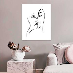Grafika pocałunek 8, 70 x 90, grafika cyfrowa