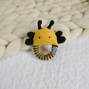Grzechotka pszczoła