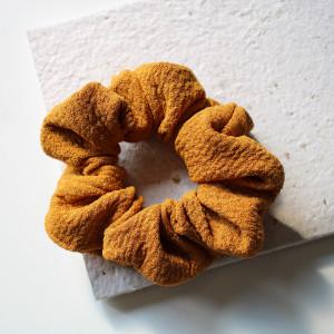 gumka do włosów 'cynamonowe ciasteczko'