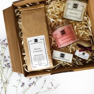 Herbaciany zestaw prezentowy S