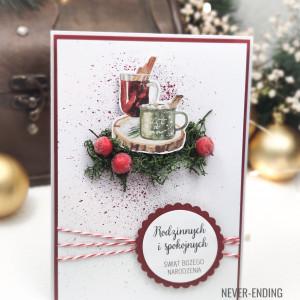 Kartka -Boże Narodzenie