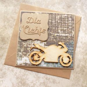 kartka dla Motocyklisty