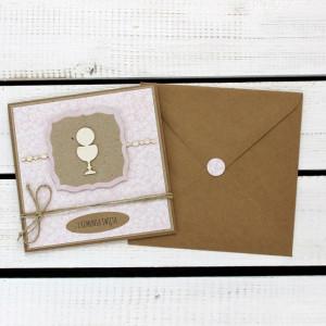 Kartka komunijna w kopercie (kk20)