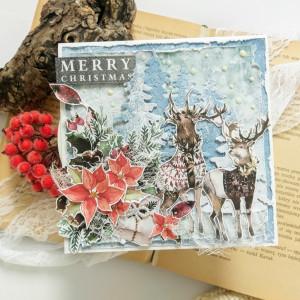 Kartka na Boże Narodzenie #1
