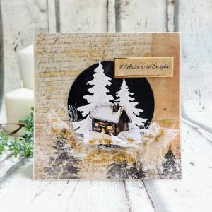 Kartka na Boże Narodzenie #17
