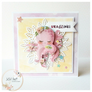 Kartka na urodziny dziecka #22