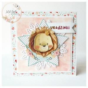 Kartka na urodziny dziecka #24
