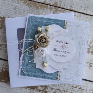 Kartka ślubna AZ1