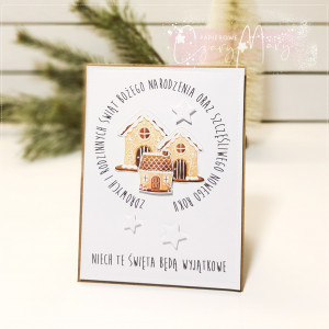 Kartka świąteczna #105