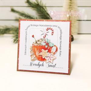 Kartka świąteczna #109