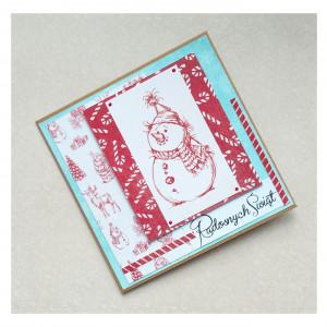 Kartka świąteczna #14