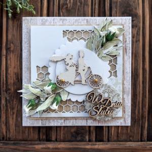 Kartka W Dniu Ślubu  #16