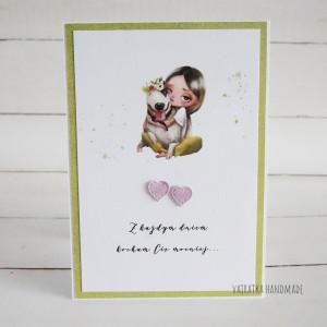 Kartka Walentynkowa #1